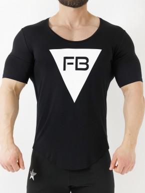 FB STYLE SHIRT - BLACK T- SHIRTS  28,00 €
