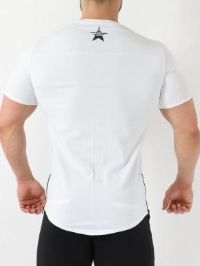 Q-Tahi T-Shirt - Bianco