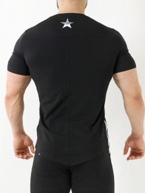 Q-Tahi T-Shirt - Nero