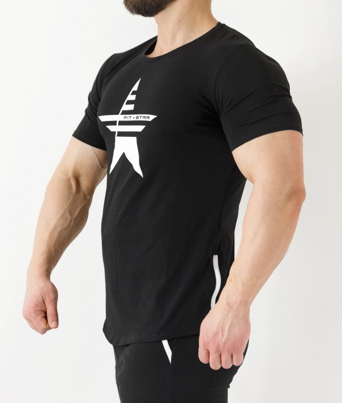 Q-TAHI T-SHIRT - Black Home 28,90 €