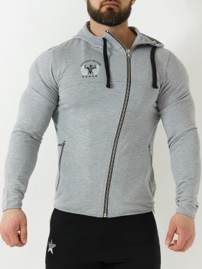 SWEATSHIRT NOVAC - GRAY HOODIES 43,99 €