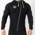 SWEATSHIRT NOVAC - BLACK