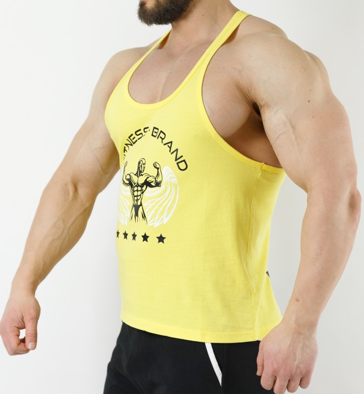 UV 013 SINGLET - YELLOW SINGLETS 21,00 €