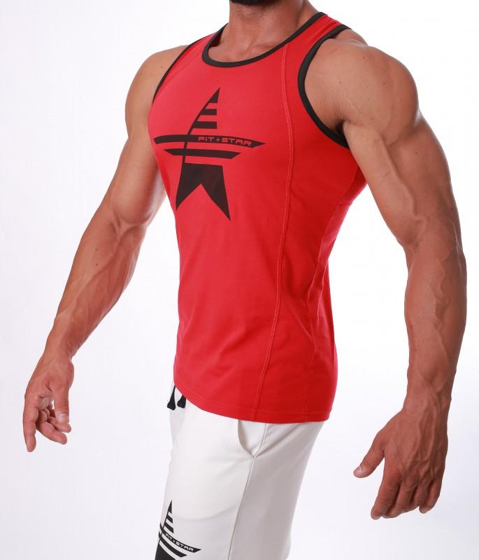 canotta rura - rosso&nero Uomo 29,00 €