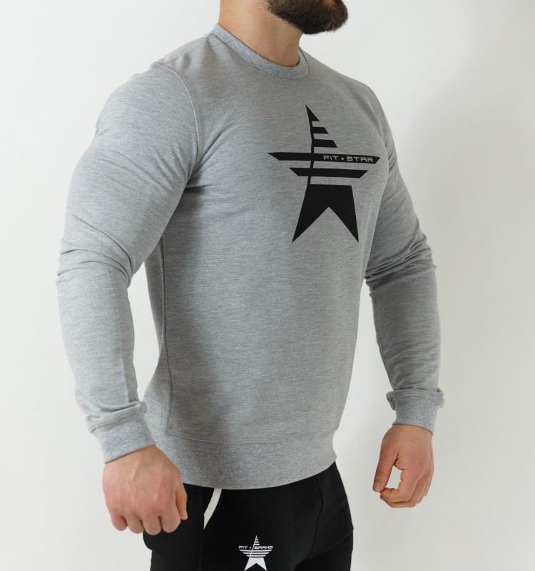 Theum 564 Sweater - Grey Men 39,00 €