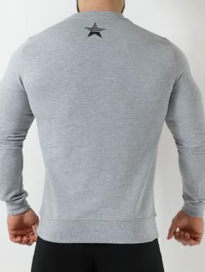 Theum 564 Sweater - Grey