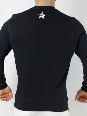 Theum 564 Sweater - Black