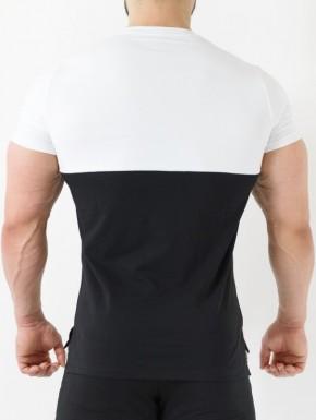 T-Shirt Kyros - Bianco&Nero