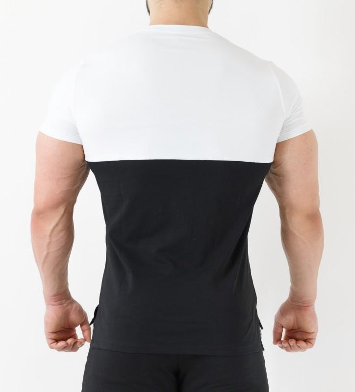 T-Shirt Kyros - White&Black Home 32,00 €