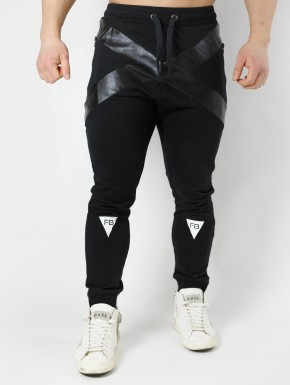 Pantalone Borg Prime - Nero
