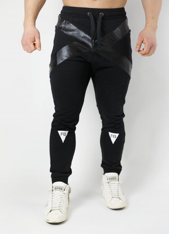 Borg Prime Jogger - Black PANTS & JOGGERS 44,99 €