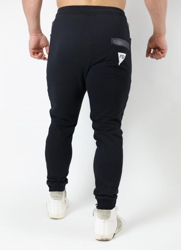 Pantalone Borg Prime - Nero PANTALONI  44,99 €
