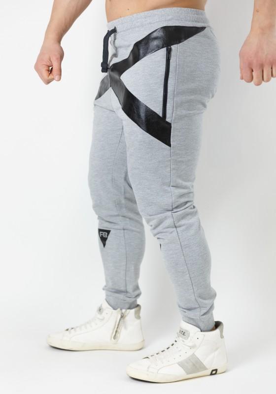 Borg Prime Jogger-Grey PANTS & JOGGERS 44,99 €