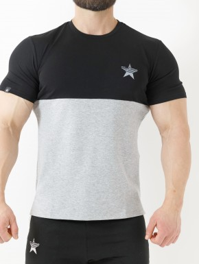 T-Shirt Kyros - Black&Grey Home 32,00 €