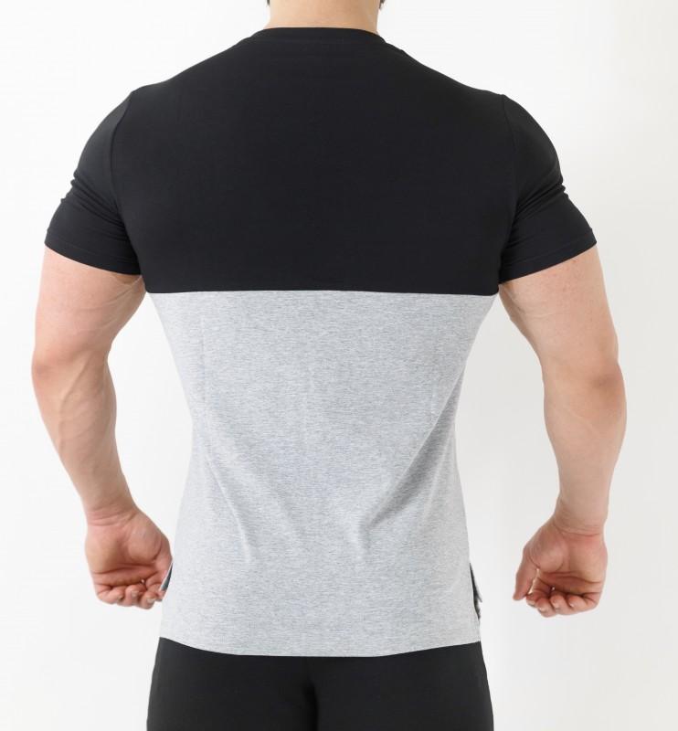 T-Shirt Kyros - Black&Grey Home 32,00 €