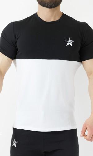 T-Shirt Kyros - Black&White Home 32,00 €