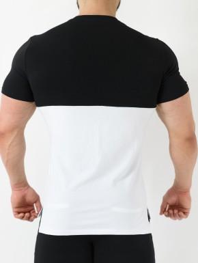 T-Shirt Kyros - Nero&Bianco
