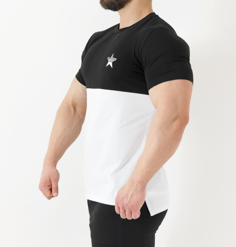 T-Shirt Kyros - Nero&Bianco Home 32,00 €
