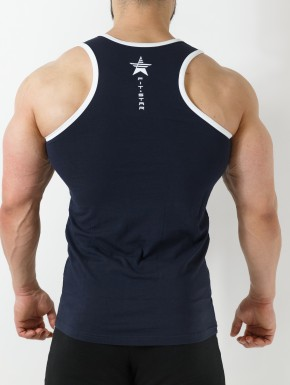 RURA STRINGER - Blue Navy