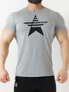 T-Shirt Jeraddo - Grigio