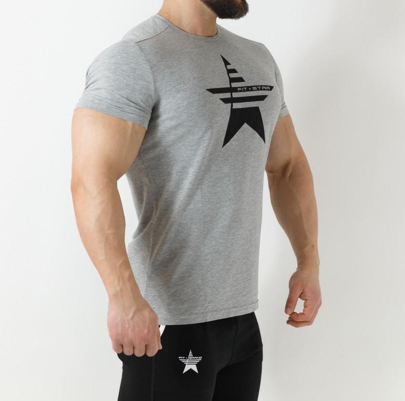 T-Shirt Jeraddo - Grey Men 29,00 €
