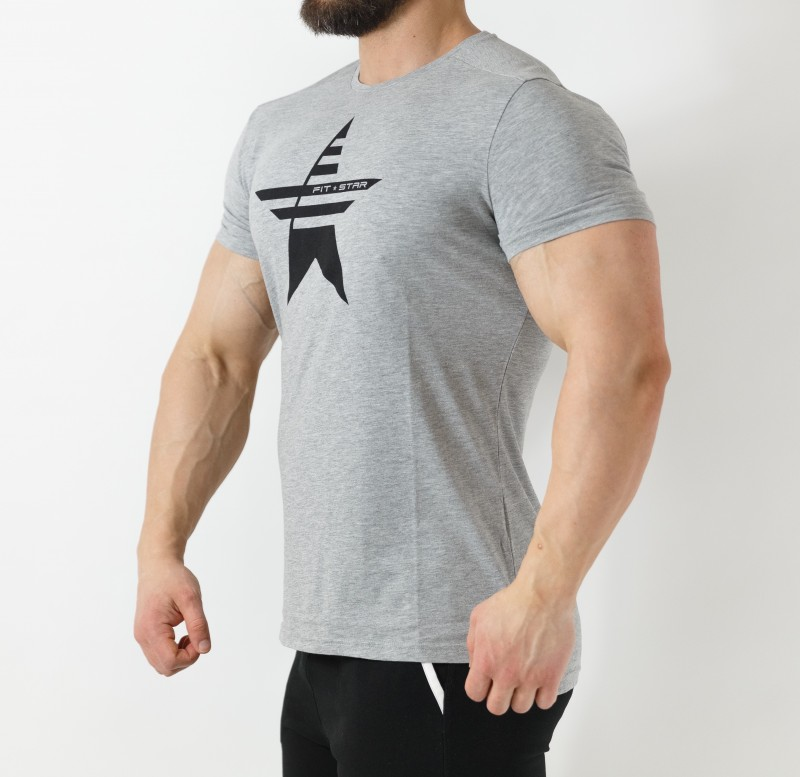 T-Shirt Jeraddo - Grigio Uomo 29,00 €