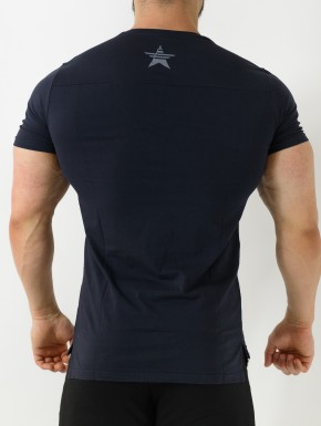 T-Shirt Jeraddo - Blue Navy