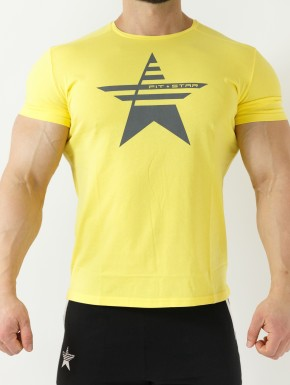 T-Shirt Jeraddo - Yellow
