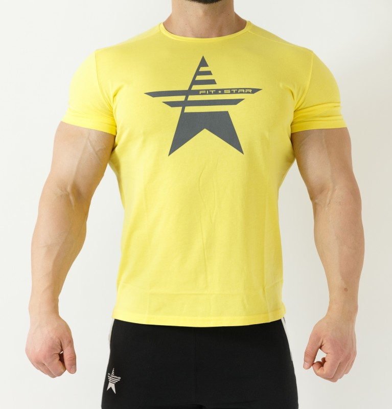 T-Shirt Jeraddo - Yellow Men 29,00 €