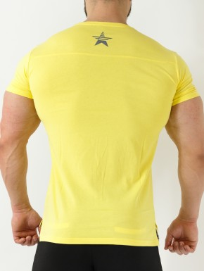 T-Shirt Jeraddo - Giallo