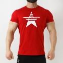 T-Shirt Jeraddo - Red
