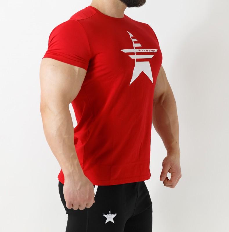 T-Shirt Jeraddo - Rosso Home 28,90 €