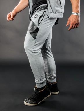 Pantalone Borg Prime - Grigio