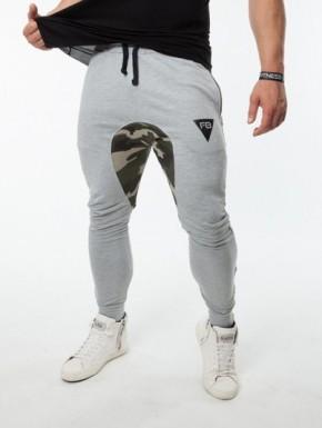 Pantalone Camus Pente - Grigio