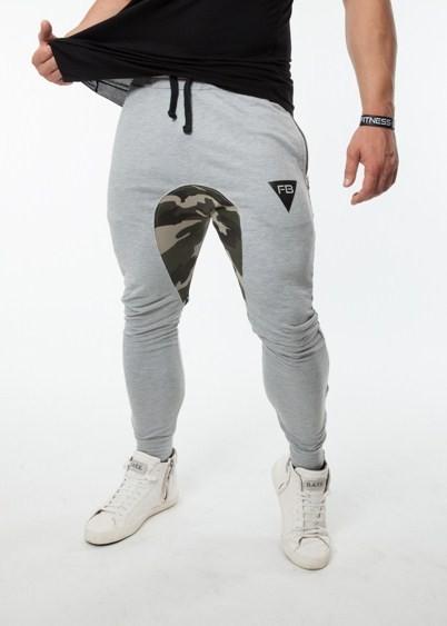 Pantalone Camus Pente - Grigio PANTALONI  49,90 €