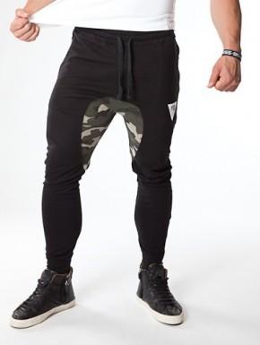 Pantalone Camus Pente - Nero