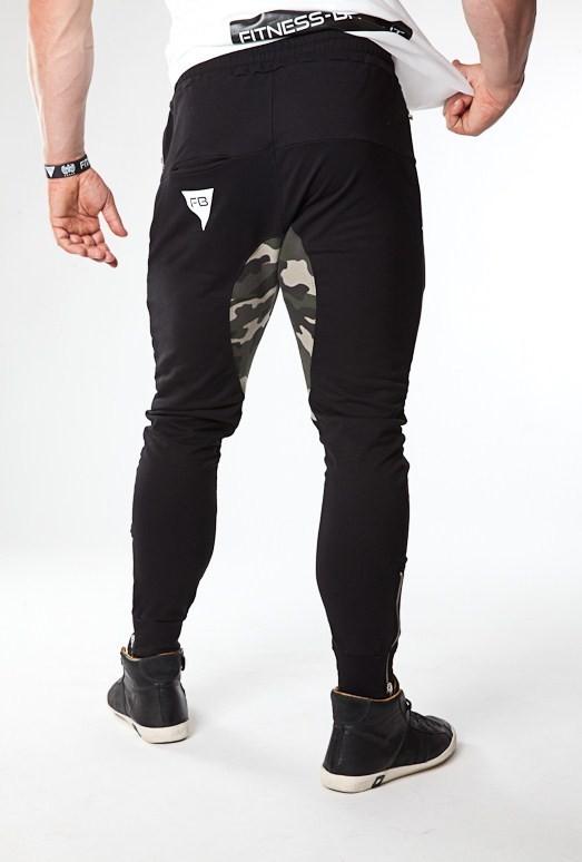 Camus Pente Jogger - Black PANTS & JOGGERS 49,90 €