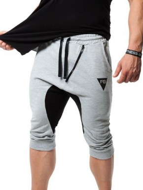 Excalbia Short - Grey