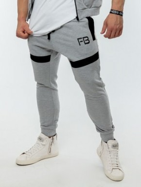 Soft Argo Joggers - Grey PANTS & JOGGERS 45,00 €