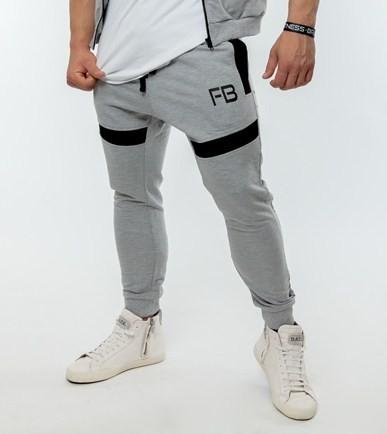 Soft Argo Joggers - Grey PANTS & JOGGERS 45,00 €