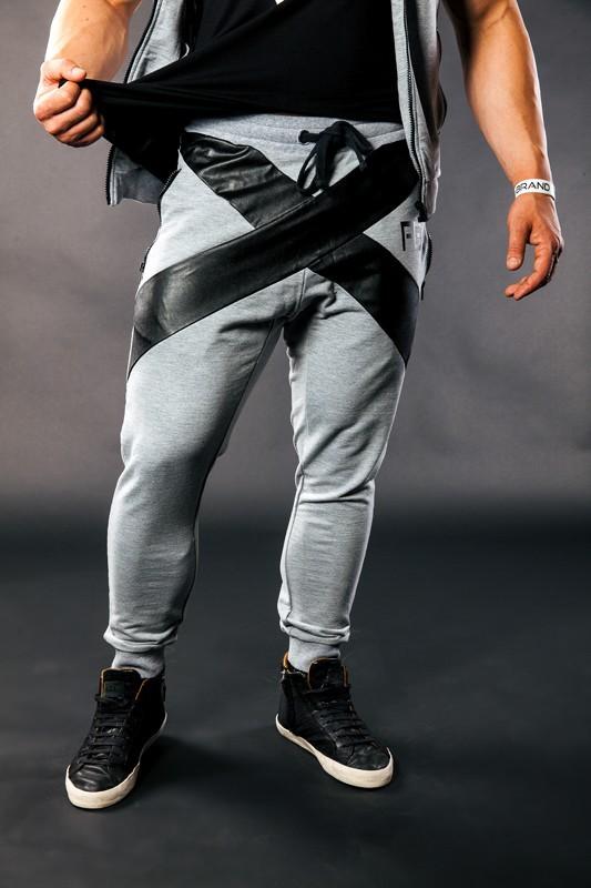 Pantalone Borg Prime - Grigio PANTALONI  43,00 €