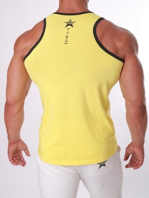Rura Stringer - Yellow&Black