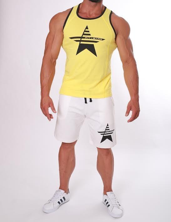 Rura Stringer - Yellow&Black Men 29,00 €