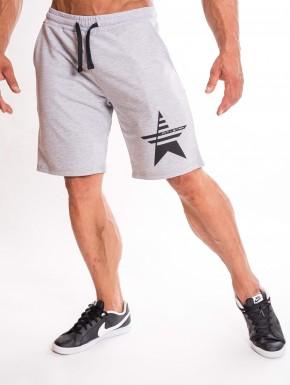 Pantaloncino Tellar - grigio