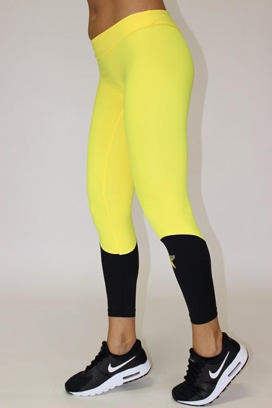 Irina Legging - Yellow&Black Women 39,00 €