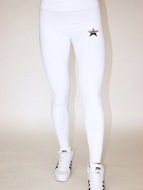 Indri Legging - White