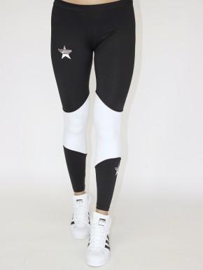 Norex Legging Nero&Bianco