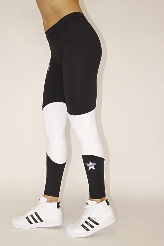 Norex Legging Nero&Bianco Leggings 39,00 €