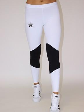 Norex Legging Bianco&Nero