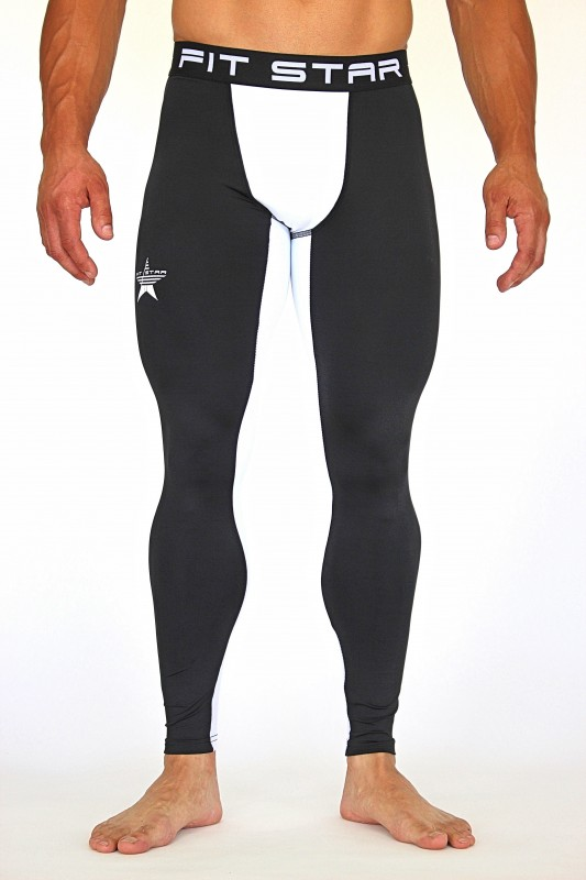 DAKALA LEGGINGS - BLACK&WHITE Home 38,90 €